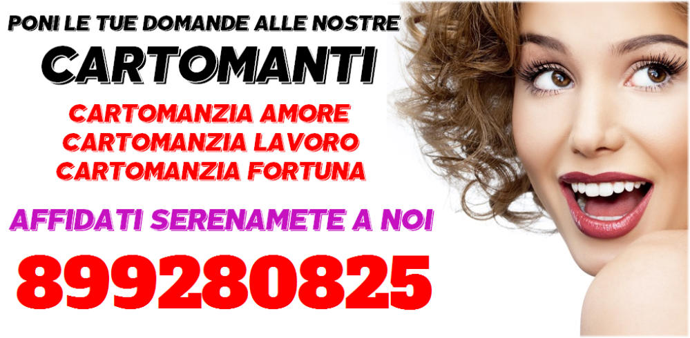 Cartomanti D'italia 899280825